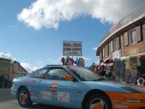 Stevio, banger rally, charity rally, road trip