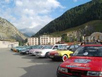 banger rally, charity rally, road trip