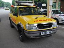 lifeguards, banger rally, charity rally, road trip