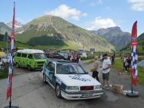 Livigno, banger rally, charity rally, road trip