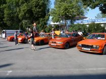 dukes of hazard, banger rally, charity rally, road trip