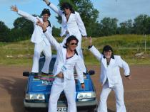 Saturday Night Fever, banger rally, charity rally, road trip