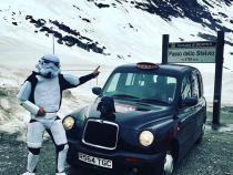 Star Wars, banger rally, charity rally, road trip