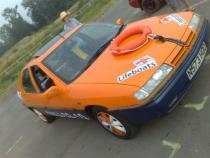 RNLI, banger rally, charity rally, road trip