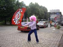 banger rally, charity rally, road trip