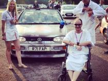 Mad Medics, banger rally, charity rally, road trip